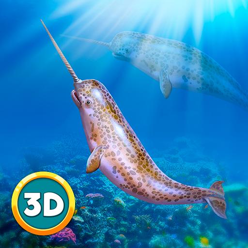 Narwhal Life Simulator 3D