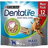 PURINA DENTALIFE Zahnpflege-Snacks für kleine bis große Hunde, reduziert Mundgeruch
