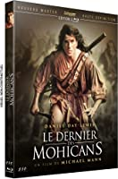 Le Dernier des Mohicans – Blu-ray [Cult-Edition 3 Blu-Ray + Poster]