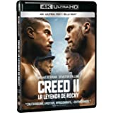 Creed II. La Leyenda De Rocky 4k Uhd [Blu-ray]