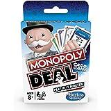 Monopoly Deal Kaartspel - Engelse Editie