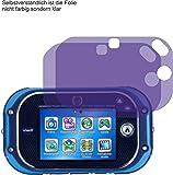 2X Crystal Clear klar Schutzfolie für Vtech Kidizoom Touch 5.0 Displayschutzfolie Bildschirmschutzfolie Schutzhülle Displayschutz Displayfolie Folie