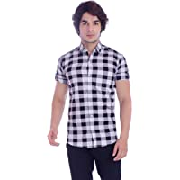 BASE 41 Men's Regular Fit Shirt