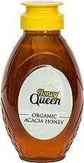 Honey Queen Organic Acacia Honey - 520g