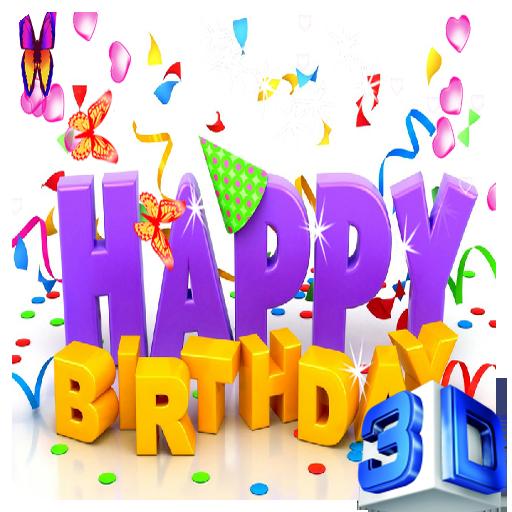 3d Happy Birthday Live Wallpaper Amazon Co Uk Appstore