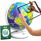 Shifu Orboot World of Dinosaurs (App Based): Interactive, Educational, AR Globe for Boys & Girls - Stem Toy Gift for Kids Age