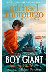 Boy Giant: Son of Gulliver Hardcover