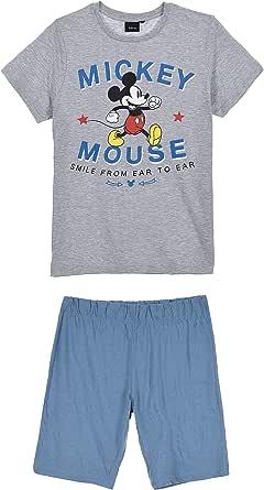 Mickey Mouse Man Short Pajamas