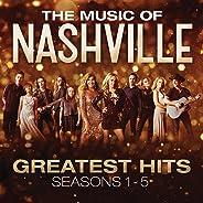 The Music Of Nashville: Greatest Hits Seasons 1-5