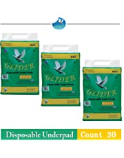 GLIDER UNDERPADS (PACK OF 3) (30 Pcs)