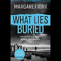 What Lies Buried (DI Lukas Mahler) (English Edition)