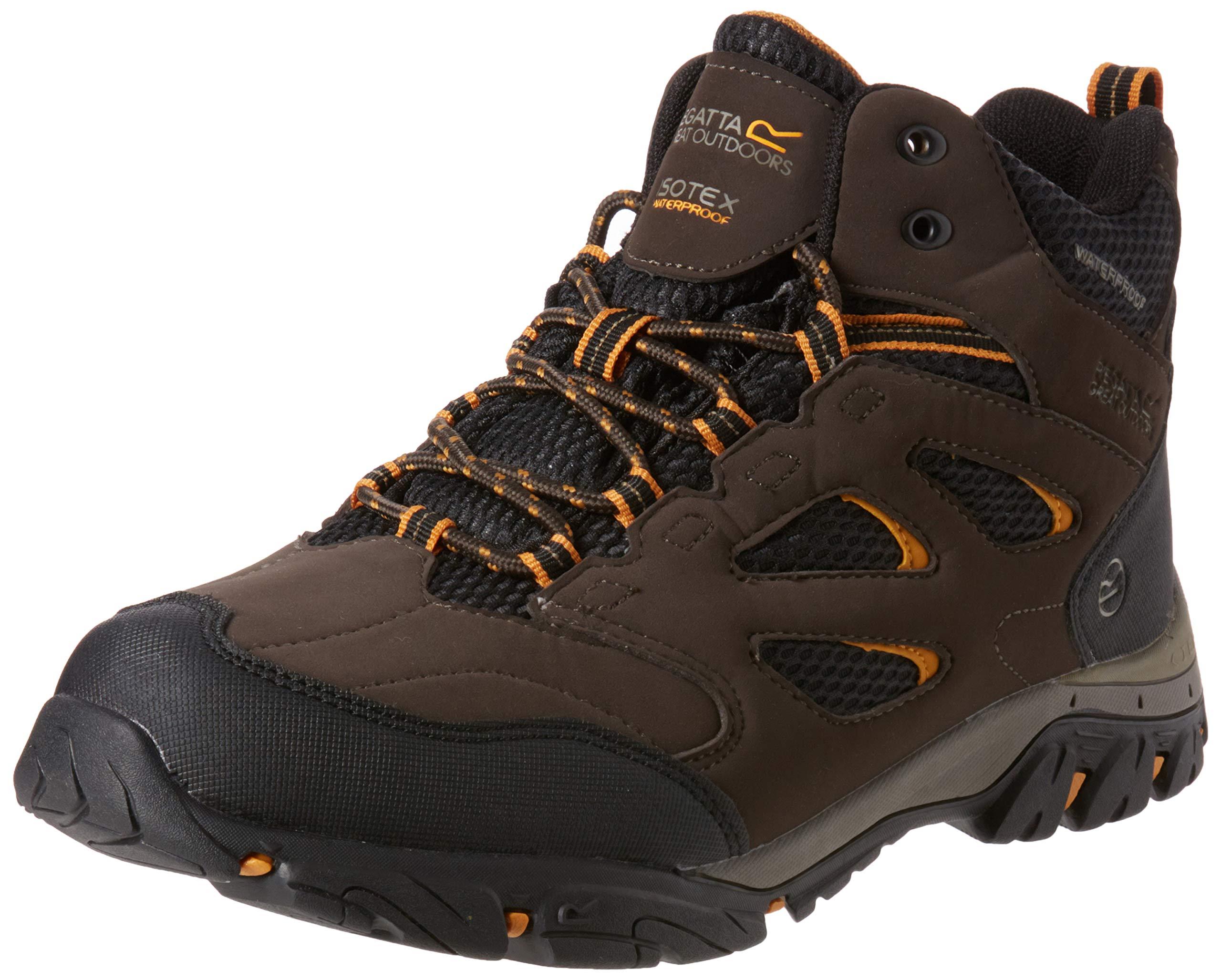 Regatta Men's Holcombe IEP Mid High Rise Hiking Boots 1
