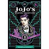 JOJOS BIZARRE ADV PHANTOM BLOOD 01 HC: Phantom Blood Vol 1