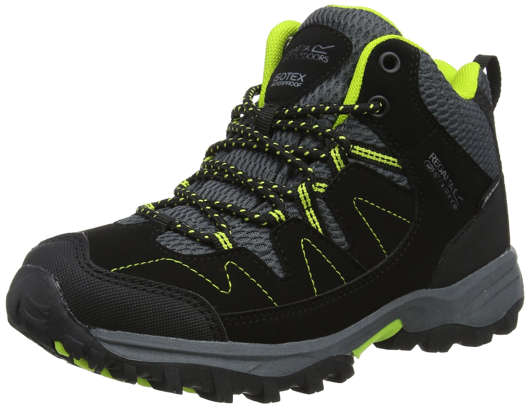 Regatta Holcombe Mid Jnr, Unisex Kids' High Rise Hiking Boots 1