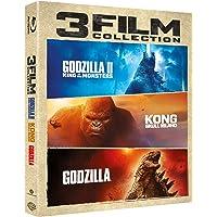 Monsterverse -Collect. (Box 3 Br) Godzilla-Godzilla Ii - Kong Skull Island