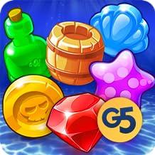 Pirates & Pearls: Empareja el tesoro