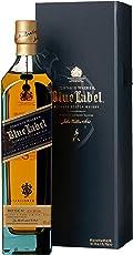 JohnnieWalkerBlueLabel Blended Scotch Whisky mit Geschenkverpackung (1 x 0.7 l)