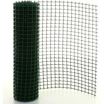 Marko Gardening 19mm Plastic Mesh Garden Netting Flexible Fencing
