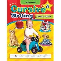 Cursive Writing Book (Capital Letters) - Part A