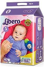 Libero Small Open Diaper (40 Counts)