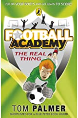 Football Academy: The Real Thing Kindle Edition