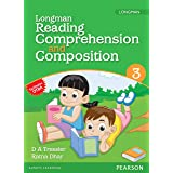 Develop Reading and Writing Skills of Kids, Longman Reading Comprehension and Composition Book, 8 - 9 Years (Class 3), By Pea