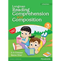 Develop Reading and Writing Skills of Kids, Longman Reading Comprehension and Composition Book, 8 - 9 Years (Class 3), By Pearson