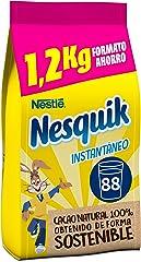 Nestlé Nesquik Cacao Soluble Instantáneo, 1.2kg