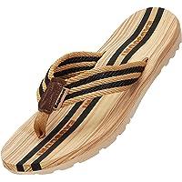 Hommes Femmes Tongs Flip Flops Plates Pantoufles été Chaussures de Plage et Piscine Sandales