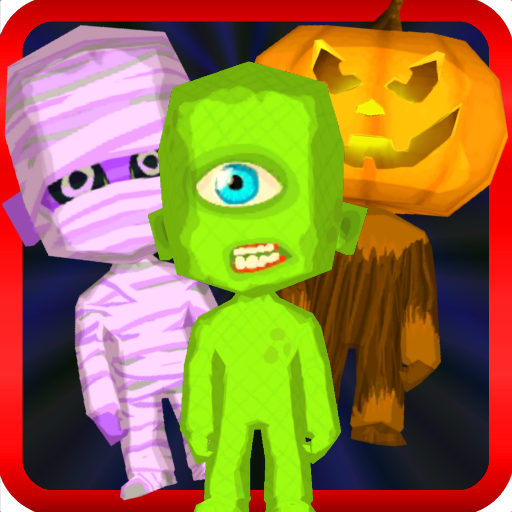 Smash Monsters Adventure: A spooky monster match 3 story with creature smash, crush, and drops! (Candy Halloween Spiel Smash)