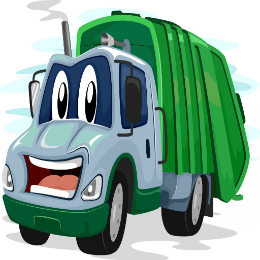 Garbage Truck: For Kids (Garbage Truck Puzzle)