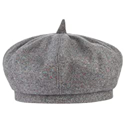 c2f0e343cdec4 Merryme Boinas Mujer Francesa Lana Vintage Sombreros de Mujer Fiest...