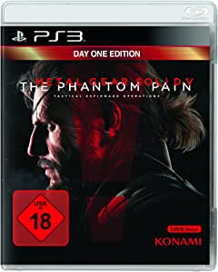 Metal Gear Solid V : The Phantom Pain - Day One Edition [import allemand]
