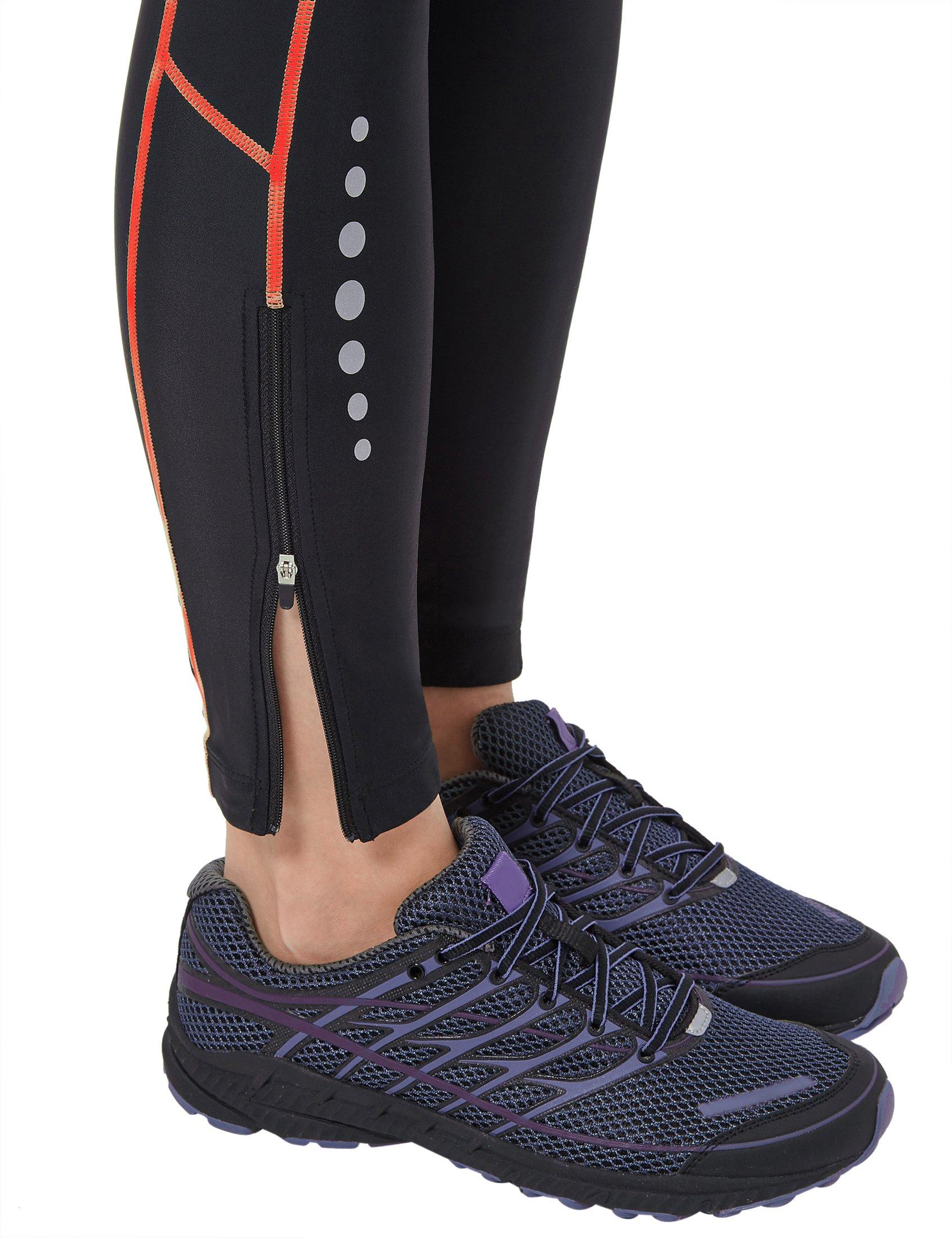Ultrasport Effetto Compressivo E Funzione Quick Dry Pantalones Largos Mujer