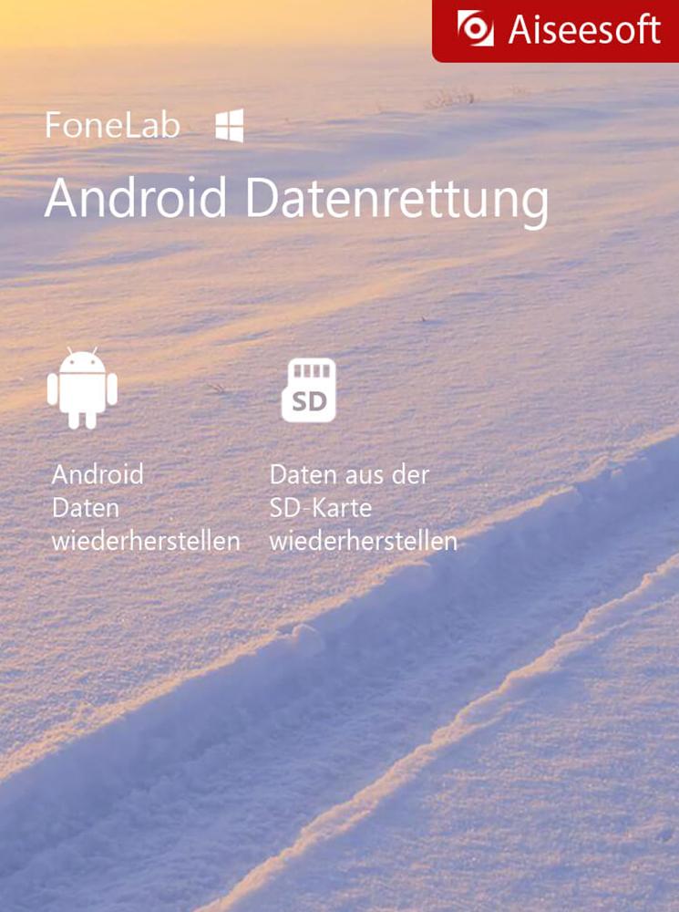 Amazon Für Telefonnummer Kontakt (Aiseesoft FoneLab - für Android Datenrettung für PC - 2018 [Download])