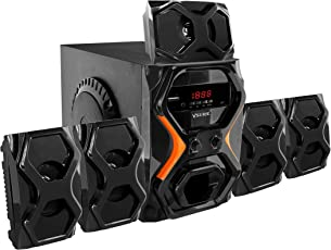 VSURE VHT-5028BT Bluetooth Home Theatre System with USB, FM and AUX
