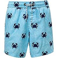 Snapper Rock Boy's Bluecrab Swim Short