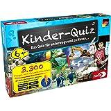 Noris 606013596 Kinderquiz für schlaue Kids - Juego Infantil (edición Azul) (versión en alemán)