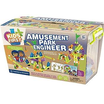 First for Kids Amusement Park Engineer