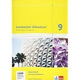 Lambacher Schweizer Mathematik 9. Arbeitsheft plus Lösungsheft und Lernsoftware. Baden-Württemberg