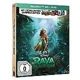 Raya und der letzte Drache (inkl. DVD, Digibook) [Blu-ray]