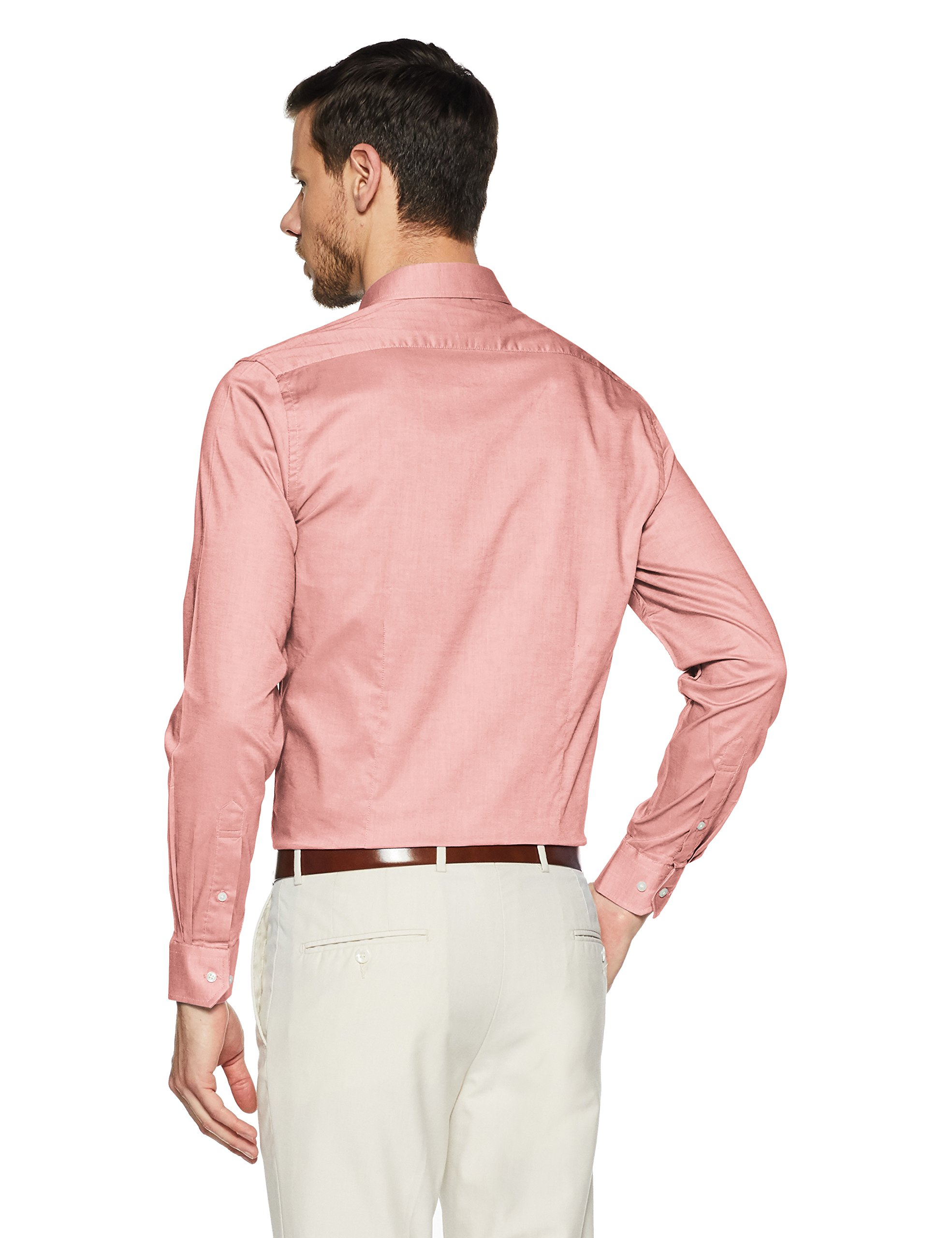 blackberrys-Mens-Solid-Slim-Fit-Cotton-Formal-Shirt