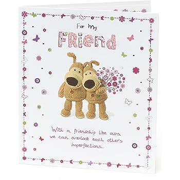 Friend Birthday Card Female