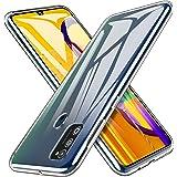 iBetter Morbido Slim TPU per Samsung Galaxy M30s/Samsung Galaxy M21 Cover,Antiurto Trasparente Silicone Custodia, per Samsung