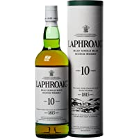 Laphroaig Islay Single Malt Scotch Whisky 10 Jahre (1 x 0.7 l)