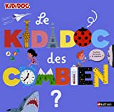 Le Kididoc des combien - Livre Pop-up - Dès 4 ans