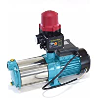 Kreiselpumpe Hauswasserwerk Gartenpumpe 1300 Watt 6000 L/h 5,5 bar