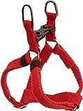 PetsLike Spun Harness Regular Red (size Small), RED, Small, 250 g