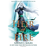 Heir of Fire (Throne of Glass Book 3) (English Edition)