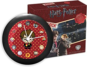 Mc Sid Razz Harry Potter - Cartoon Character   Table Clocks  Desk Clock   Table Clock for Home Decor  Table Clock for Office Official Licensed by Warner Bros, USA
